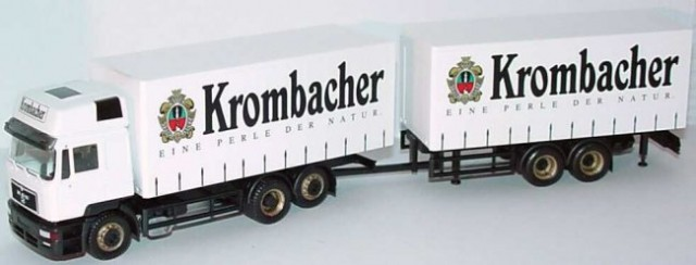 MAN F2000 - Krombacher 25€ (6000sit)