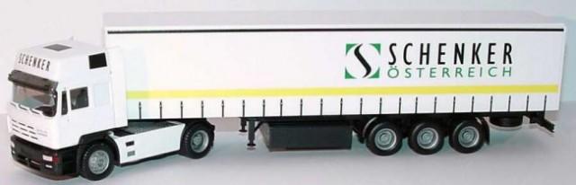 STEYR - SCHENKER 21€ (5040sit)