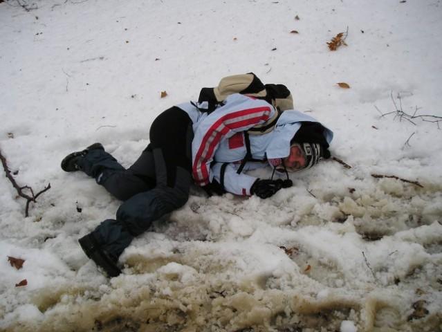 Barbarin pohod 2005 - foto