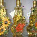 okrasne steklenice - darilne