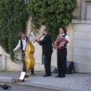 Glasba na grajskem dvorišču