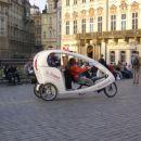 Taxi po Pragi :)