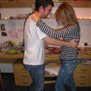 Zabava za moj rojstni dan: Dennis in Laura med plesom :P