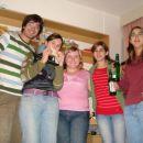 Zabava za moj rojstni dan: Juan Carlos, Aroa, jaz, Jolanda in maria