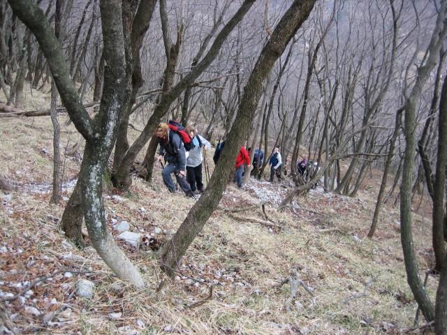 Sv.gora -Vodice 25.1.09 - foto