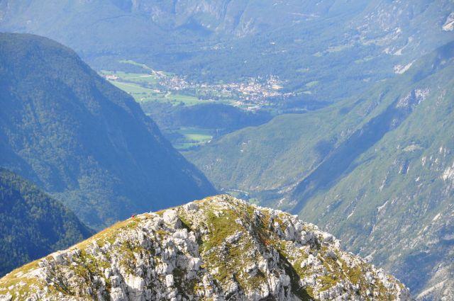Travnik zadaj Trenta