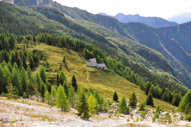 Planina Za skalo