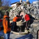 obiskali smo vodnjak iz 1.sv. vojne