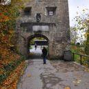 vhod na grad hohensalzburg