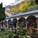 pokopališče s katakombami