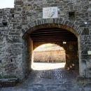 Mestna vrata v Roč, najmanjše istrsko mesto