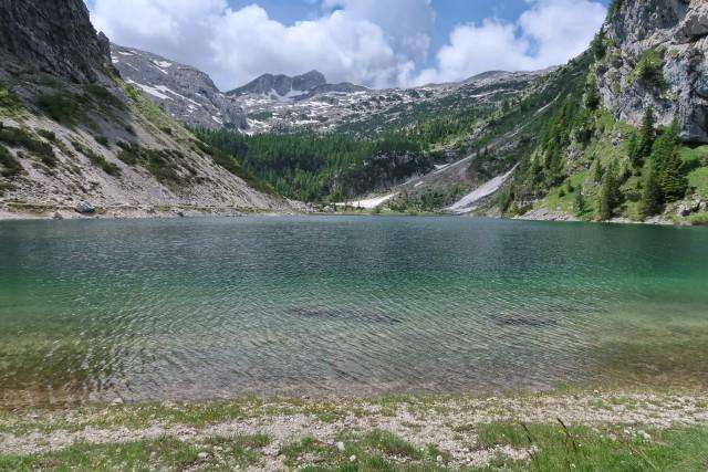 Krnsko jezero  - foto