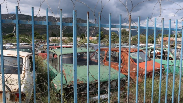 Odpad Mostar