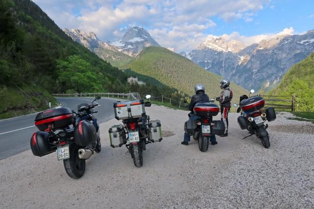 Po Sloveniji z motorjem - foto