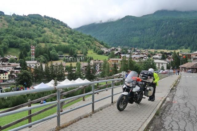 Francoske alpe prelazi - foto