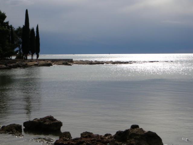 Oddih na obali - foto