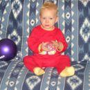 v pižami sem videti mali dojenček