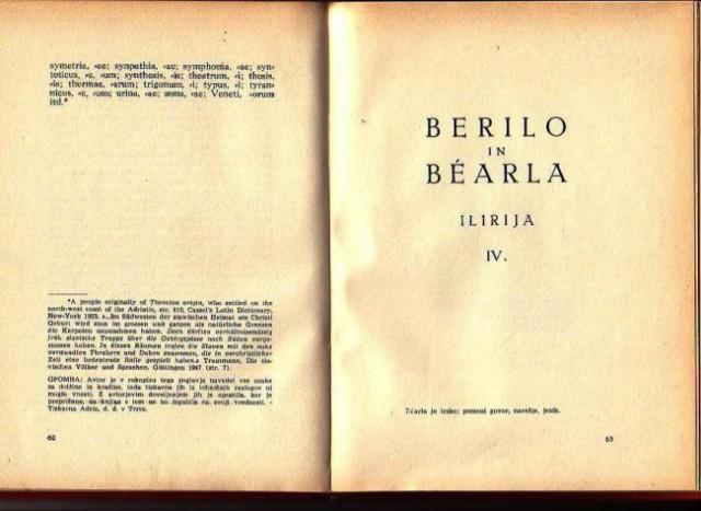 Dr.Janko Grampovčan Berilo in Bearla - foto