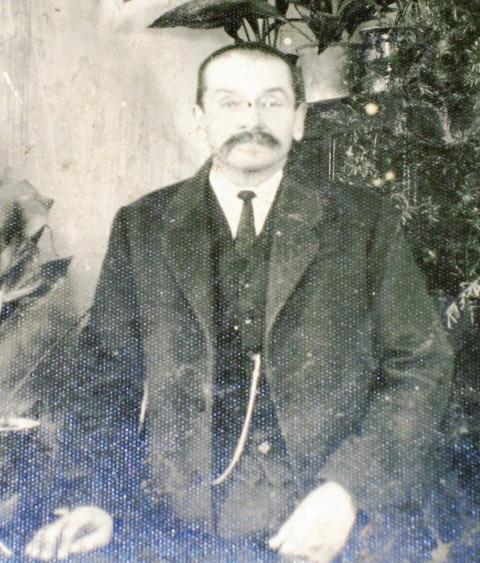 Jurij Grampovčan-oče Dr.Janka Grampovčana