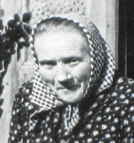 Anči Grampovčan sestra Dr.Janka Grampovčana