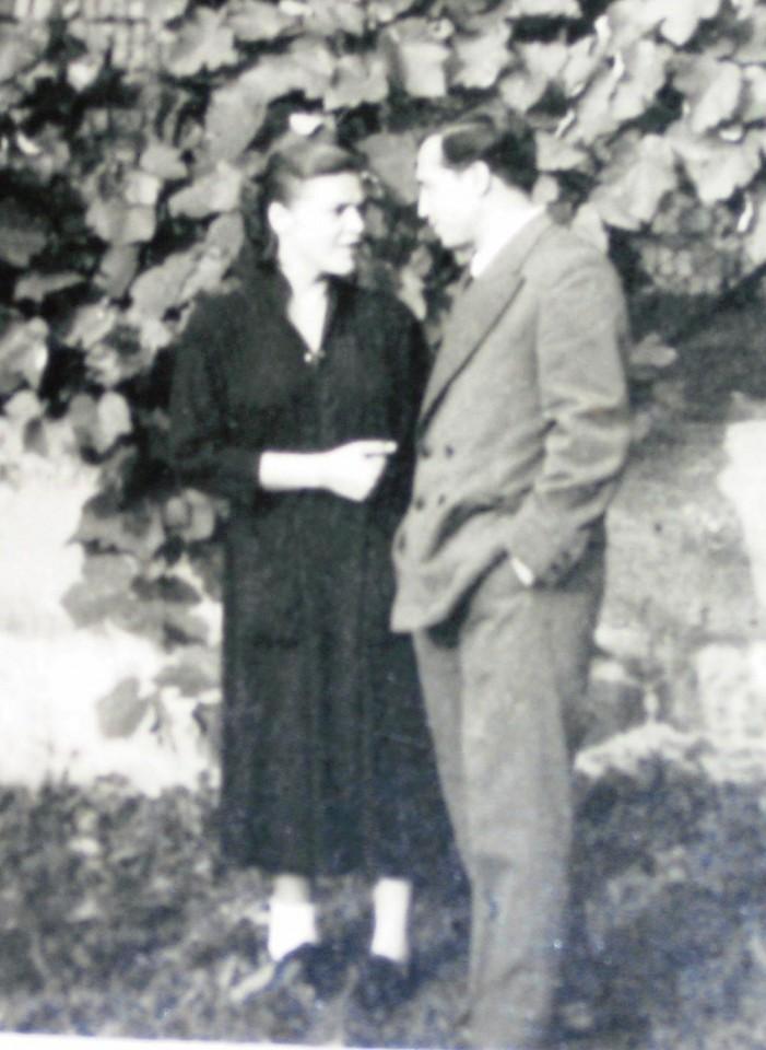 dr.Bronka Grampovčan - poroka