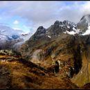 Grassen 2946m, Švica 14.-15.10.2006