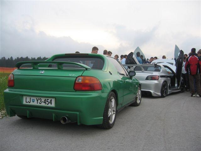 VTEC Show Slovenj Gradec 2006 - foto