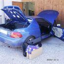 Honda CRX VTi blue