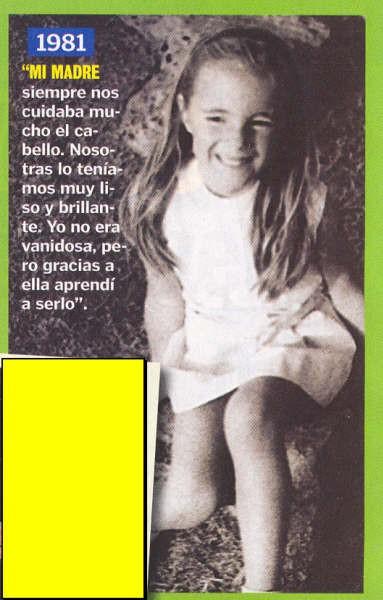 V otroštvu - foto