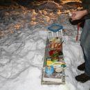 Novoletni hladni pogrinjek (Le kako je vafel lahko še koristen)