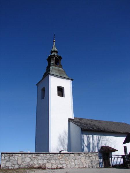 Cerkev na Sv. Primozu