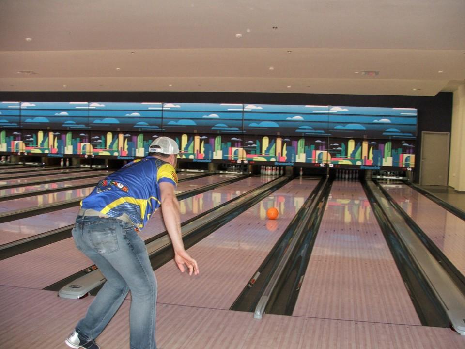 Agility - bowling - foto povečava
