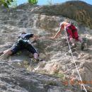 Tudi plezali smo-Sarche