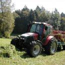 traktorji in balirke