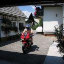 moja Honda CBR600RR 2007