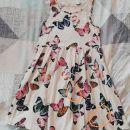 H&m  oblekica št. 122-1283€+ptt