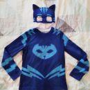 kostum mačkon, primeren za starost 4-5 let - cena 10€ + ptt