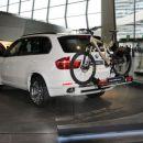 X5 z BMW biciklom