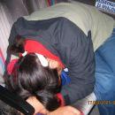 Julija je šla pozno spat pa se je mogla malo spočit :)