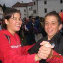 Vesna in Bogdan :D Od nje je starejši 2 leti, pa je vseeno manjši :D
