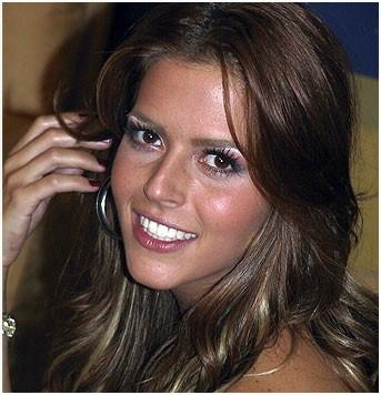Bellezas indomables-Maria Fernanda - foto povečava