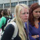 blondie Anja and Eli