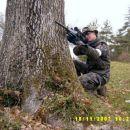 Sniper MARČ pokriva hrbet svoje enote z PSG-1 moč- nočete vedeti!