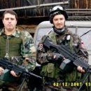 Wallo in Archer z M-249 Mk II ... mmmmm ker gun!