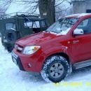 Toyota hilluk 4D to pa je stroj!