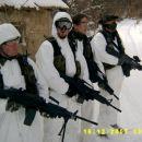 Pripadniki U.S Army 101 airborn divizje!