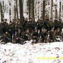 Skupinska slika pripadniko Ruskih specijalnih enot, ki so bile poslane da odstranijo grožn