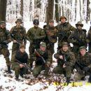 Pripadniki Tigrov - 2.napadalna enota Rusov.