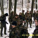 Posnetek borcev na tokratnjem snežnem spopadu.