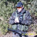 Izzy (4.vod) Čeprav lepo vreme je bila temparatura okoli 0 stopinj.